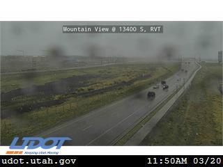 Mountain View Corridor / SR-85 @ 13400 S, RVT - Utah