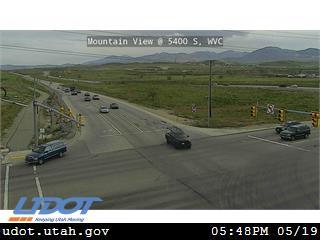 Mountain View Corridor / SR-85 @ 5400 S / SR-173, WVC - Utah