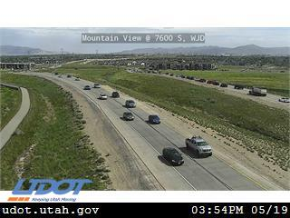 Mountain View Corridor / SR-85 @ 7600 S, WJD - Utah