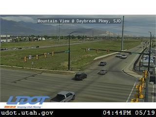 Mountain View Corridor / SR-85 @ Daybreak Pkwy, SJO - Utah