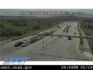 Pioneer Crossing / SR-145 @ 10600 W, SSP - Utah