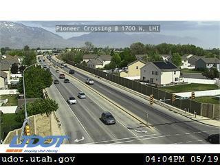 Pioneer Crossing / SR-145 @ 1700 W, LHI - Utah