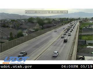 Pioneer Crossing / SR-145 @ 300 E, LHI - Utah