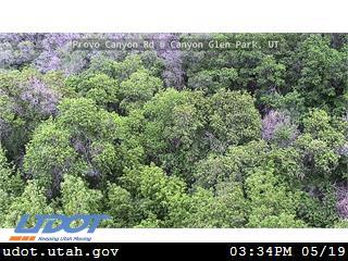 Provo Canyon Rd / US-189 @ Canyon Glen Park / MP 9.98, UT - Utah