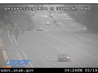 University Ave / US-189 @ 3700 N, PVO - Utah