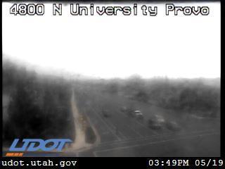 University Ave / US-189 @ 4800 N / Foothill Blvd, PVO - Utah
