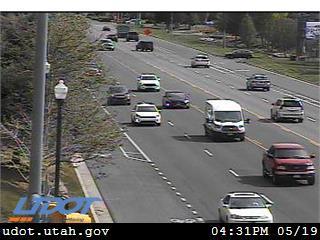 University Ave / US-189 @ 5200 N / River Park Dr, PVO - Utah