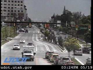 University Ave / US-189 @ 800 N, PVO - Utah