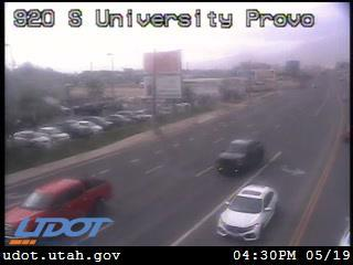 University Ave / US-189 @ 920 S, PVO - Utah