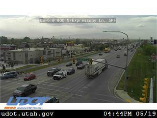US-6 @ 800 N / Expressway Ln, SPF - Utah