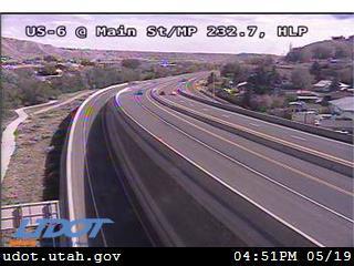 US-6 @ Main St / MP 232.7, HLP - Utah