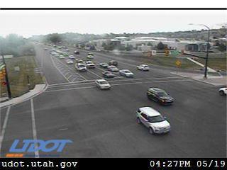 US-89 @ Harrison Blvd / 1550 E / SR-203, SOG - Utah