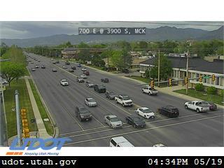 700 E / SR-71 @ 3900 S, MCK - Utah