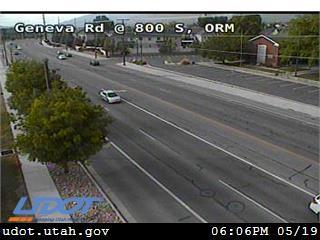 Geneva Rd / SR-114 @ 800 S / Springwater Dr, ORM - Utah