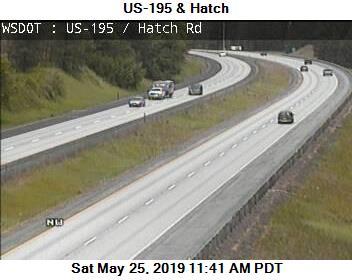 US 195 @ Hatch Rd - USA