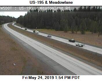 US 195 @ Meadowlane Rd. - USA