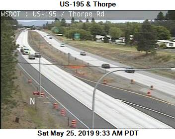 US 195: Thorpe Rd - USA