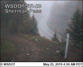 Sherman Pass on SR-20 @ MP 320 - USA