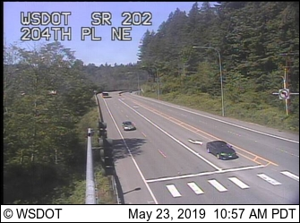 SR 202: 204th Ave NE - Washington