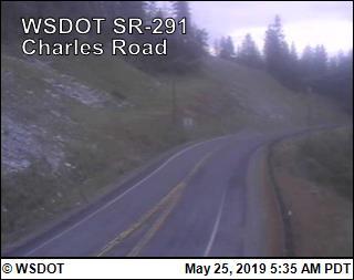 Charles Road on SR-291 @ MP 9 Pos 1 - USA