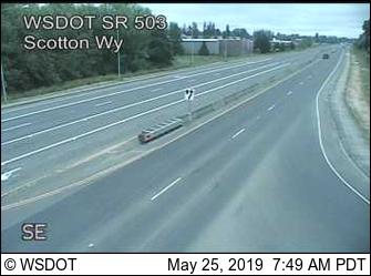 SR 503: Scotton Way - USA