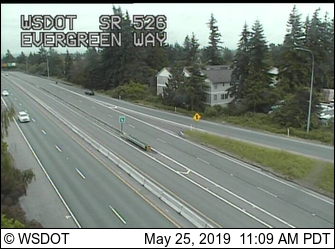 SR 526: Evergreen Way - Washington