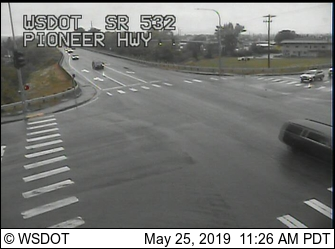 SR 532: Pioneer Hwy - Washington