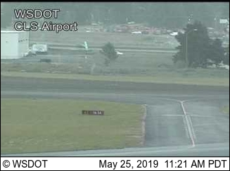 Chehalis Airport cam 1 - Washington