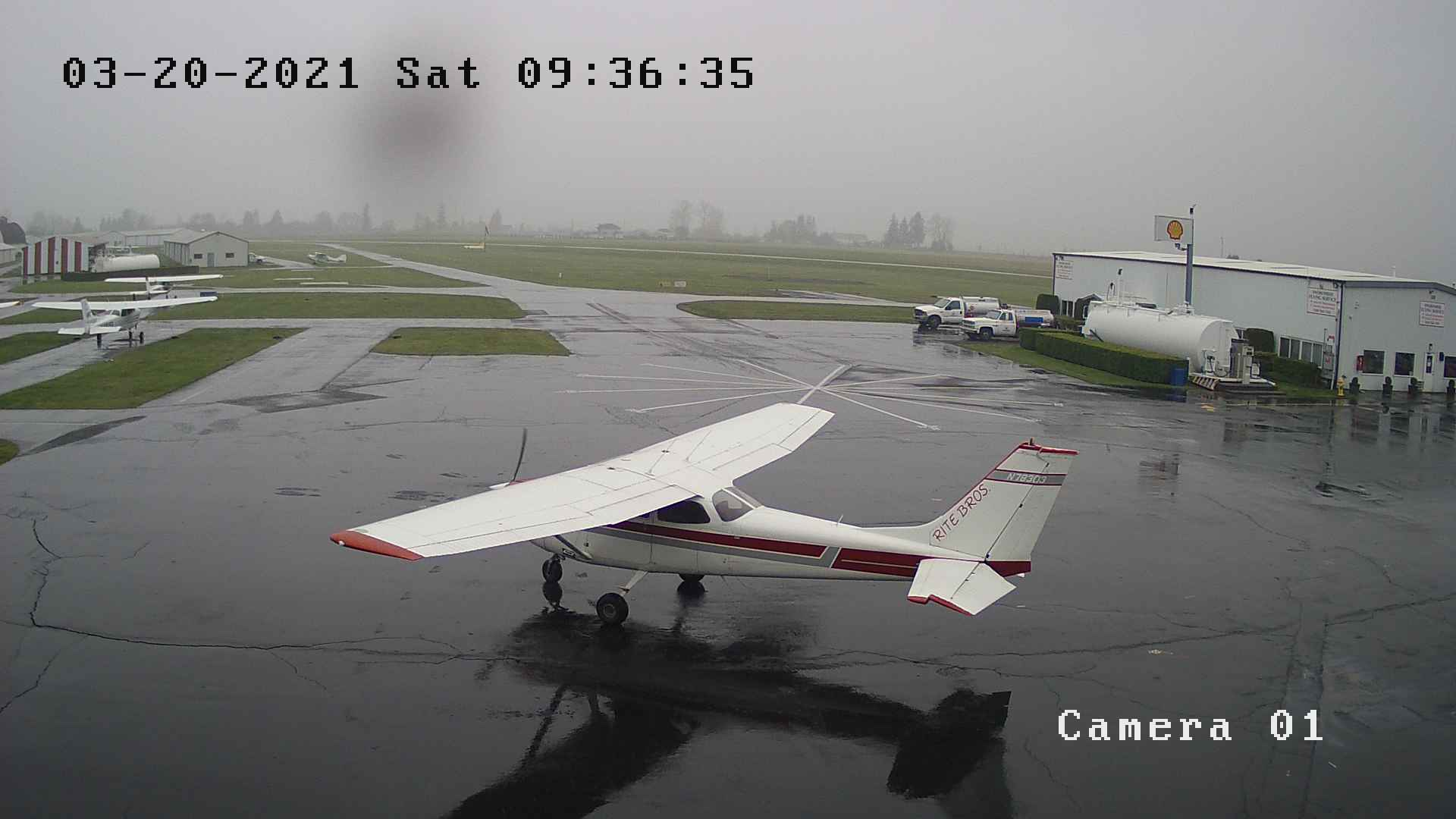 Harvey Airfield(Snohomish) - Washington