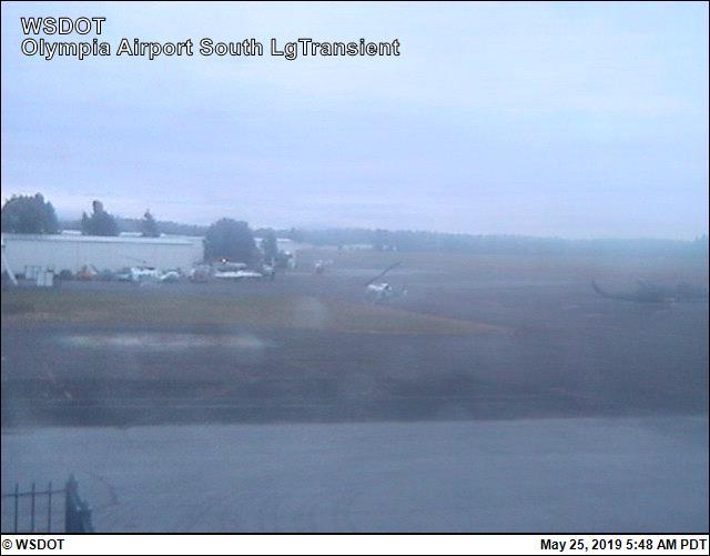 Olympia Airport South - Washington