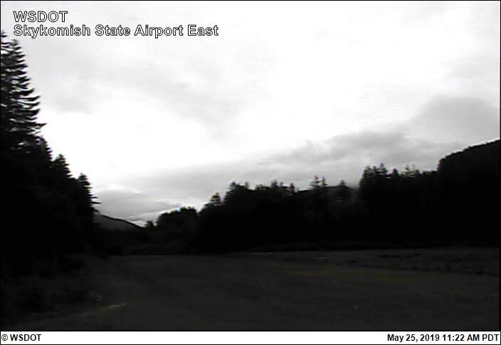 Skykomish Airport East - Washington