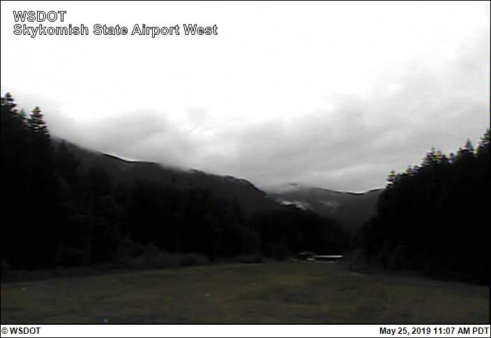 Skykomish Airport West - Washington