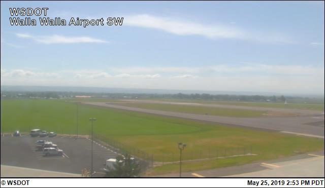 Walla Walla Airport Southwest - Washington