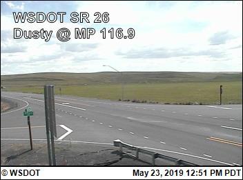 SR 26: Dusty @ MP 116.9 (1) - USA