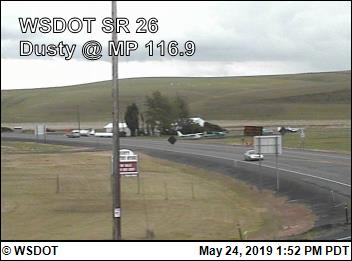 SR 26: Dusty @ MP 116.9 (8) - USA