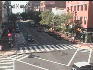 7th St @ H St (200080) - Washington DC