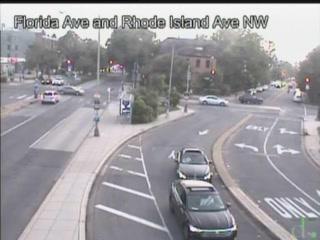 Rhode Island Ave @ Florida Ave (200089) - USA