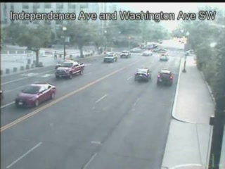 Independence Ave @ Washington Ave (200113) - Washington DC