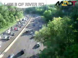 I-495 s/o River Rd (15250) - Washington DC