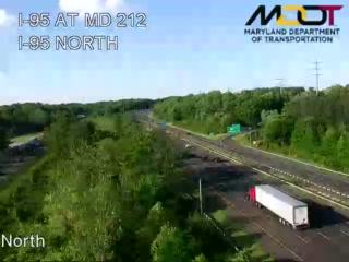 I-95 @ MD-212 (15264) - Washington DC