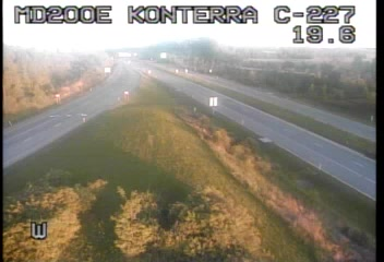 ICC MD-200 EB @ Konterra Dr (MP-19.6) (15287) - Washington DC