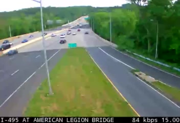Weather Station - I-495 @ American Legion Brdg (15302) - Washington DC