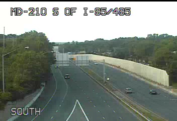 MD-210 s/o I-95/495 (401581) - Washington DC