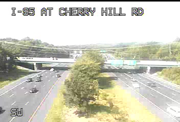 I-95 @ Cherry Hill Rd (401657) - Washington DC