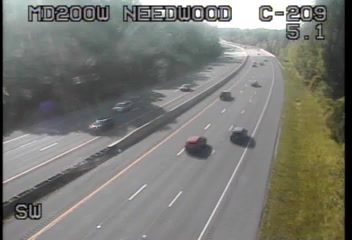 ICC MD-200 w/o Needwood Rd (401714) - Washington DC