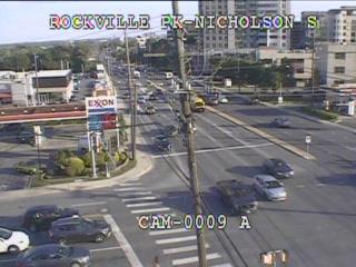 Rockville Pk (MD-355) @ Nicholson Ln (2094) - Washington DC