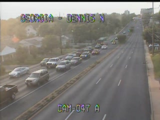 Georgia Ave (MD-97) @ Dennis Ave (2104) - Washington DC
