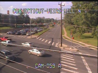 Connecticut Ave (MD-185) @ Veirs Mill Rd (MD-586) (2108) - Washington DC