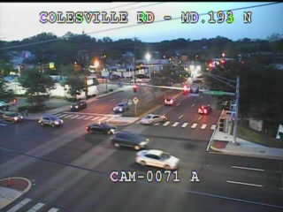 Colesville Rd (US-29) @ University Blvd (MD-193) (2112) - Washington DC