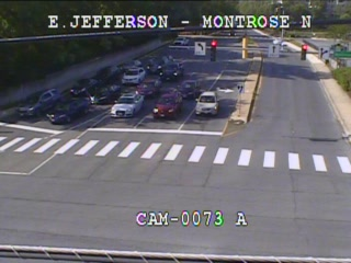 Jefferson St @ Montrose Rd (2114) - Washington DC